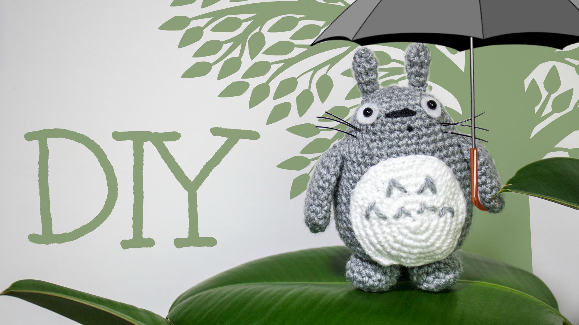 Free Sleeping Totoro amigurumi pattern – amiguruMEI | 1080x1920