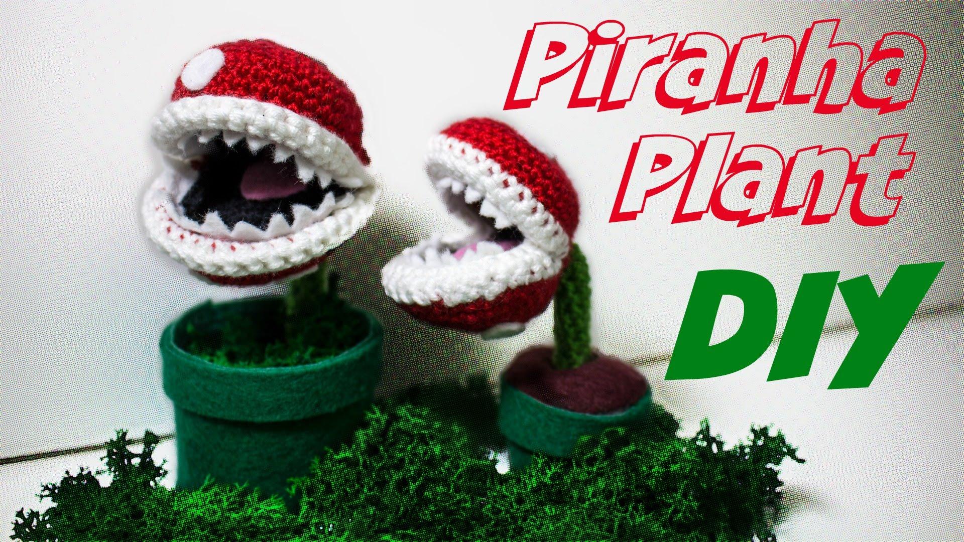 Piranha Pflanze Super Mario Justmikode Gratis Anleitungen Zum